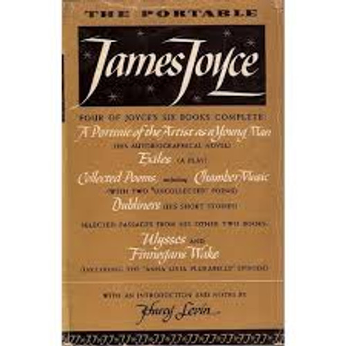 Joyce, James - The Portable James Joyce Reader - HB Viking Portable 1947
