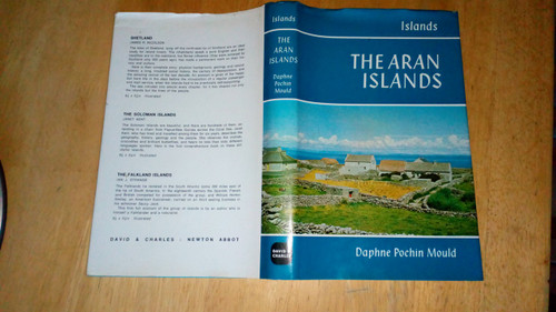 Mould, Daphne Pochin - The Aran Islands - HB 1972 1st ed Galway History Culture