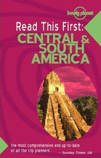Lonely Planet Central and South America