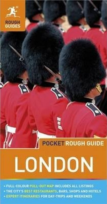 The Rough Guide Pocket Rough Guide London