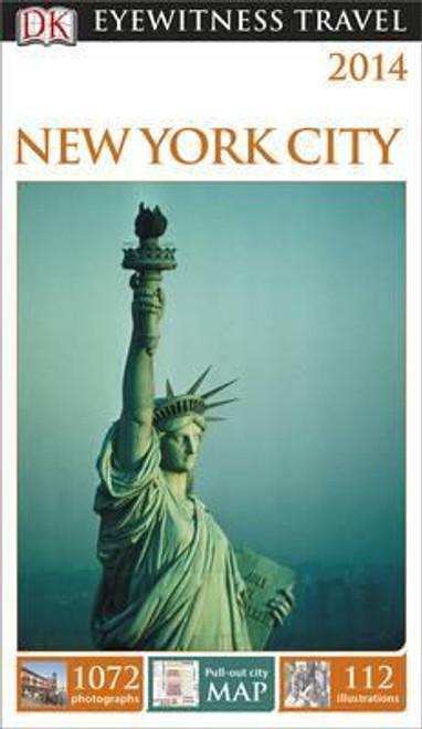 DK Eyewitness Travel Guide: New York City