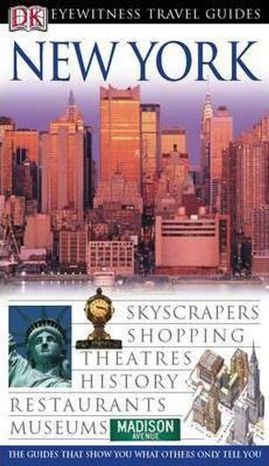 DK Eyewitness Travel Guide: New York