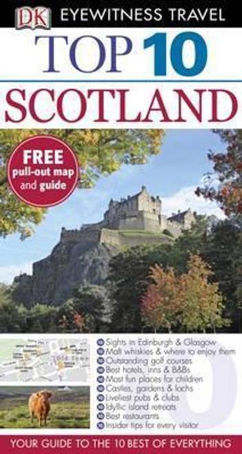 DK Eyewitness Top 10 Travel Guide: Scotland