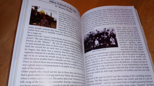 The Allen Eye Book  : Past & Present- 2018 - Allenwood / Curragh County Kildare Local History