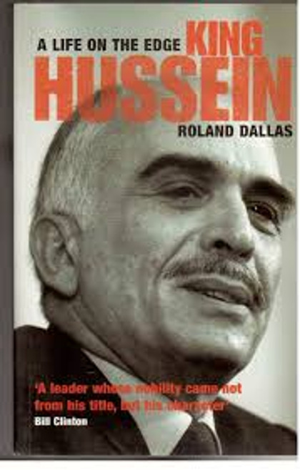 Dallas, Roland / King Hussein