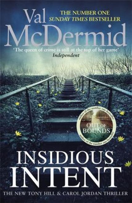 McDermid, Val / Insidious Intent