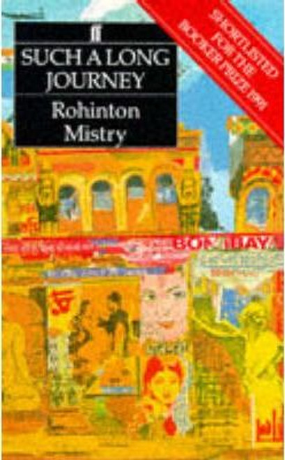 Mistry, Rohinton / Such a Long Journey