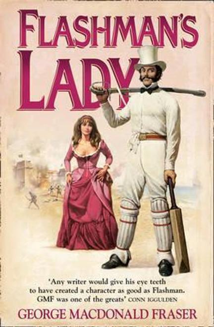 Fraser, George MacDonald / Flashman's Lady