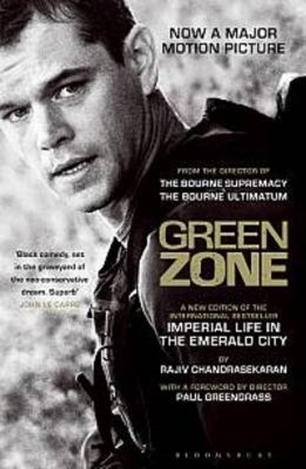 Chandrasekaran, Rajiv / Green Zone : Imperial Life in the Emerald City