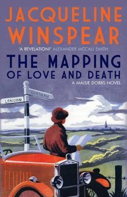 Winspear, Jacqueline / The Mapping Of Love And Death