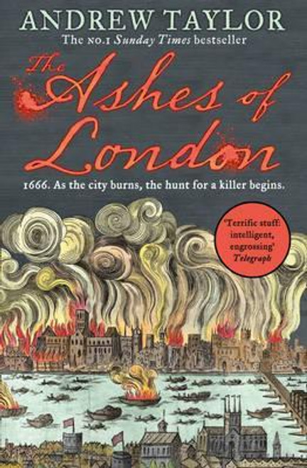 Taylor, Andrew / The Ashes of London