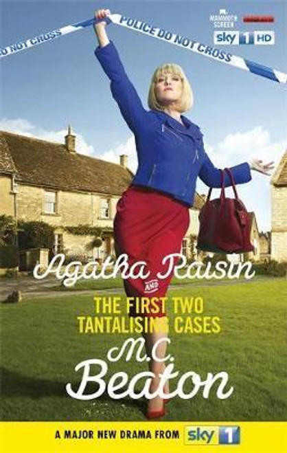 Beaton, M. C. / Agatha Raisin and the First Two Tantalising Cases : The Quiche of Death & The Vicious Vet
