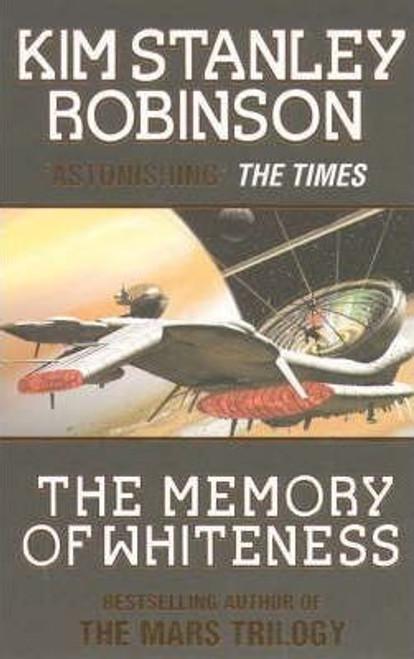 Robinson, Kim Stanley / The Memory of Whiteness