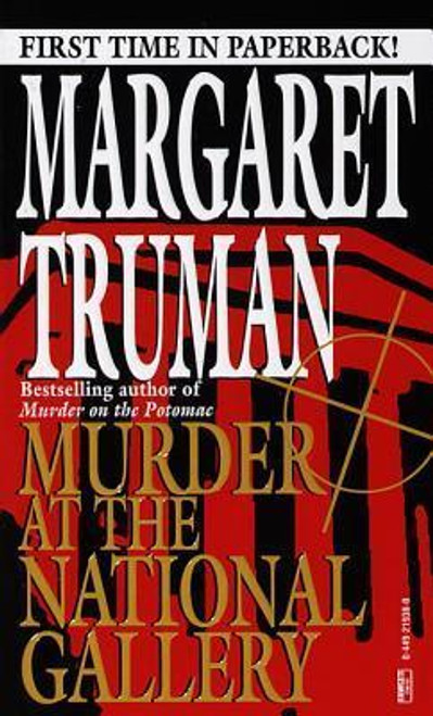 Truman, Margaret / Murder at the National Gallery