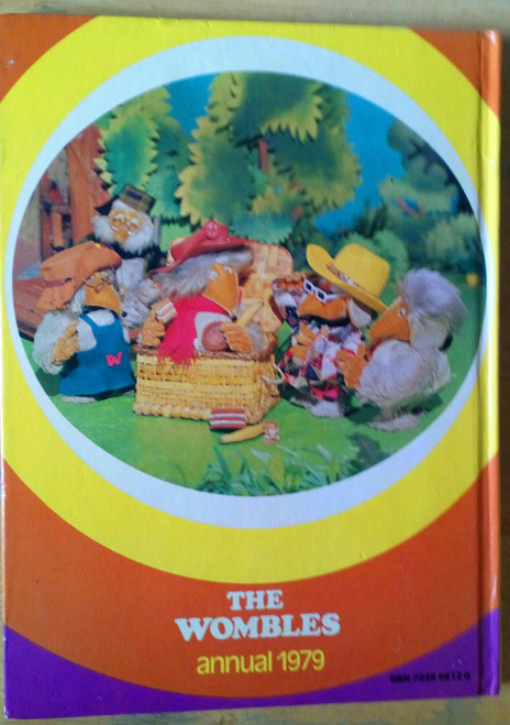 Beresford, Elisabeth - The Wombles Annual 1979 BBC TV Tie in