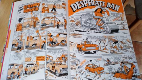 The Dandy Annual 1986 - Vintage DC Thomson - Desperate Dan , Korky