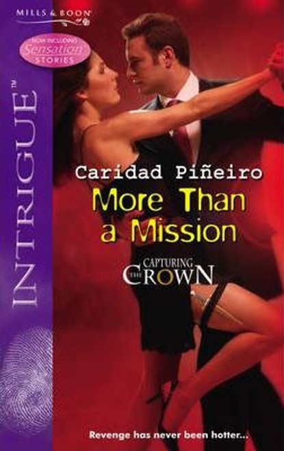 Mills & Boon / More Than a Mission