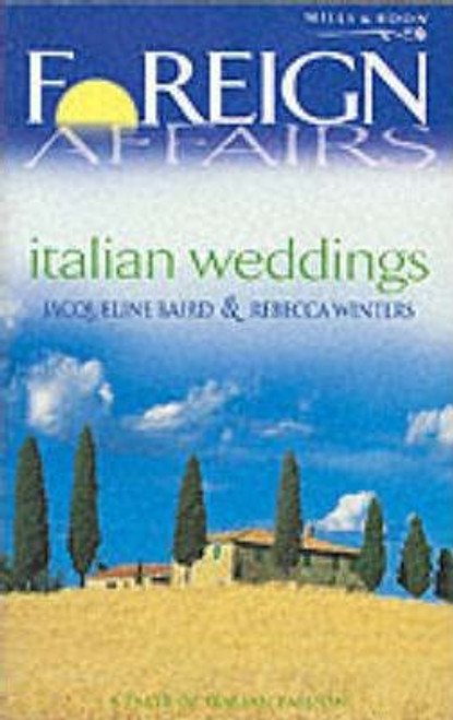 Mills & Boon / Italian Weddings