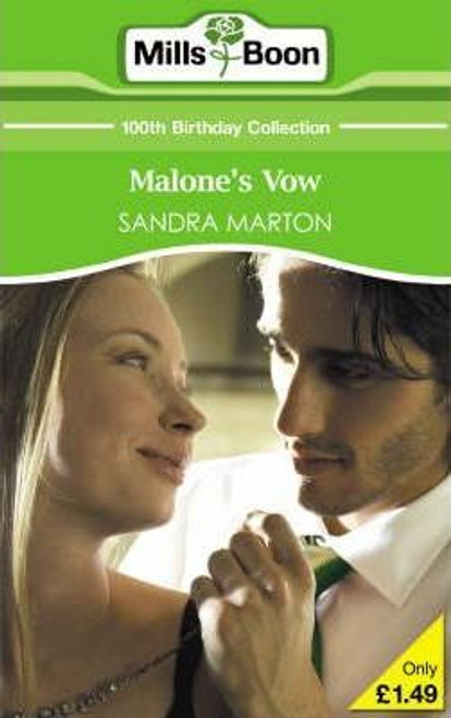 Mills & Boon / Malone's Vow