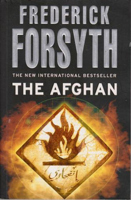Frederick Forsyth / The Afghan (Large Paperback) (Signed by the Author)