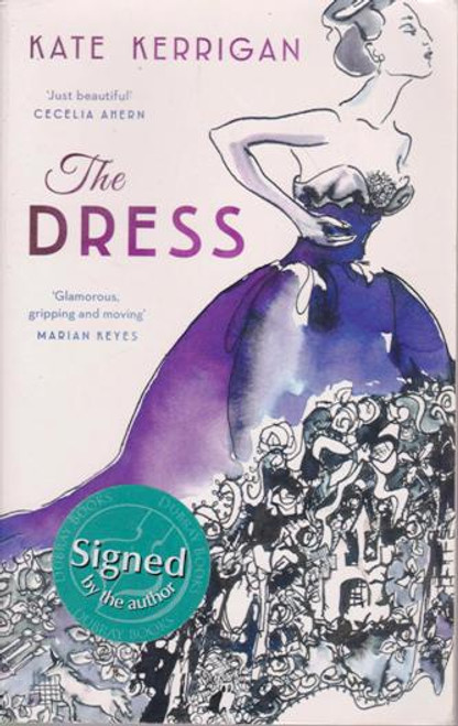 Kate Kerrigan / The Dress (Large Paperback) (Signed by the Author)