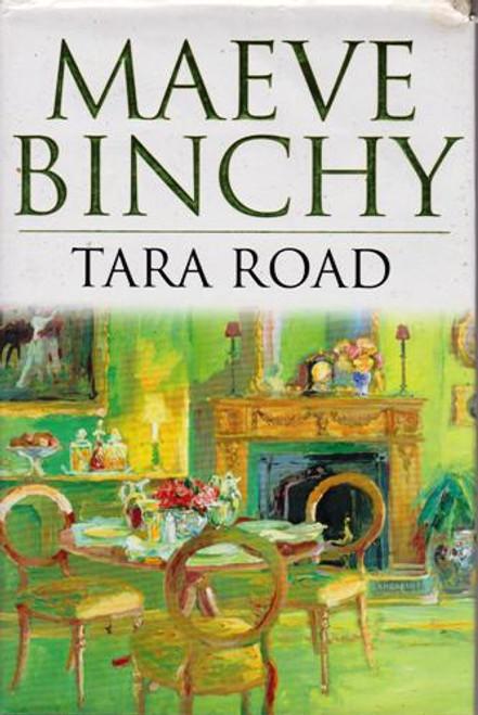 Maeve Binchy / Tara Road (Large Hardback) (Signed by the Author) (3)
