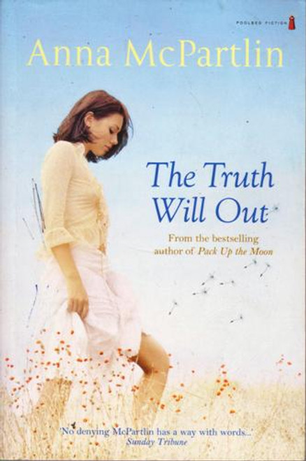 Anna McPartlin / The Truth Will Out (Large Paperback) (Signed by the Author)