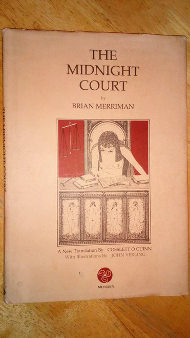 Merriman, Brian The Midnight Court - Translated by Coslett ó Cuinn Signed numbered Illustrated HB Ed