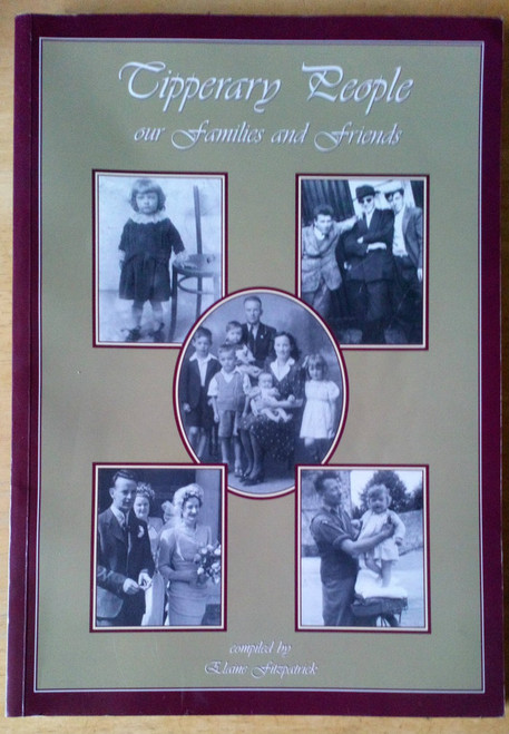 Fitzpatrick, Elaine - Tipperary People - Our families and Friends - Tipperary Town local History  2008