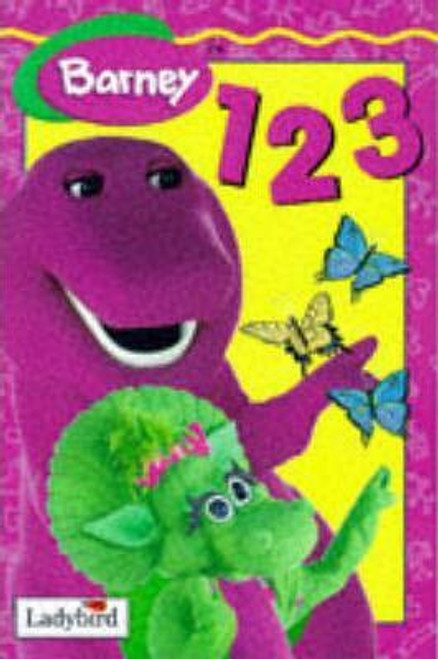 Ladybird / Barney's Book of 123