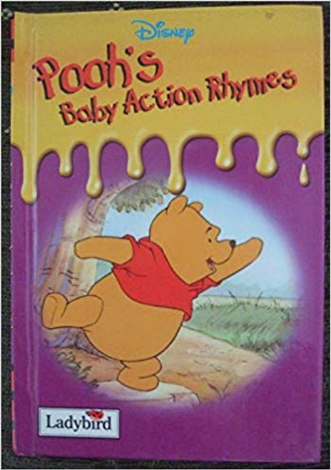 Ladybird / Pooh's Baby Action Rhymes
