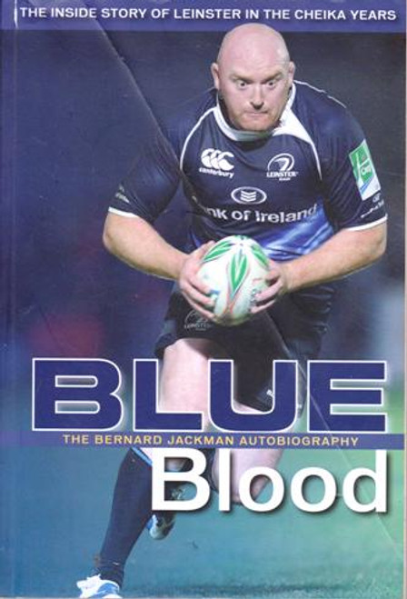 Bernard Jackman / Blueblood (Large Paperback) (Signed by the Author)