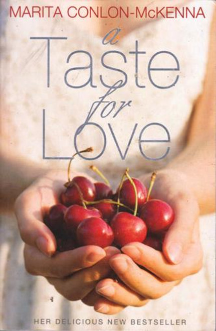 Marita Conlon-McKenna / A Taste for Love (Large Paperback) (Signed by the Author)