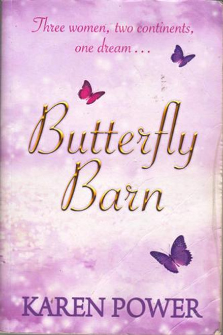 Karen Power / Butterfly Barn (Large Paperback) (Signed by the Author)