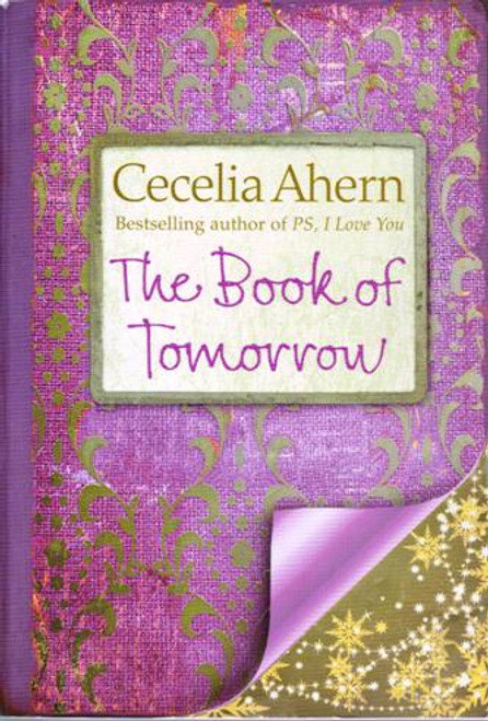 Cecelia Ahern / The Book of Tomorrow (Large Paperback) (Signed by the Author) (1)