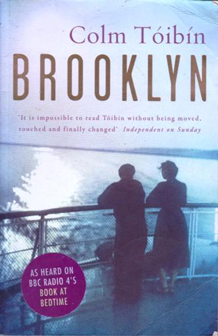 Colm Toibin / Brooklyn (Large Paperback) (Signed by the Author) (1)