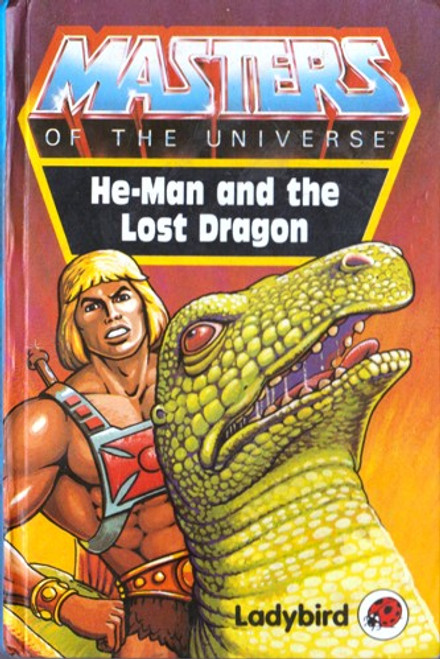 Ladybird / He-Man and the Lost Dragon