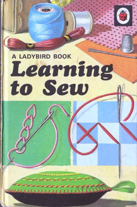 Ladybird / Learning to Sew