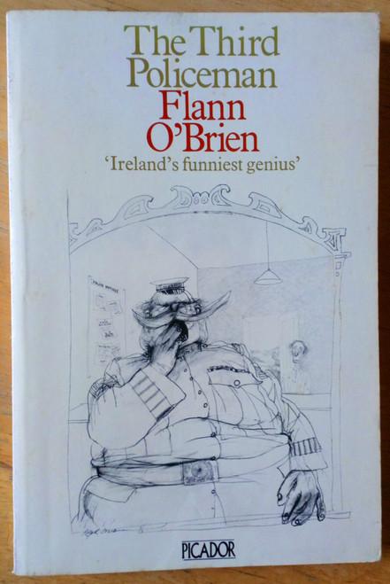 O'Brien, Flann - The Third Policeman - Vintage Picador PB 1978 Irish Classic
