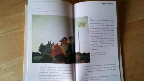 Kennedy, Brian P. Jack B Yeats : Lives of Irish Artists HB National Gallery of Ireland