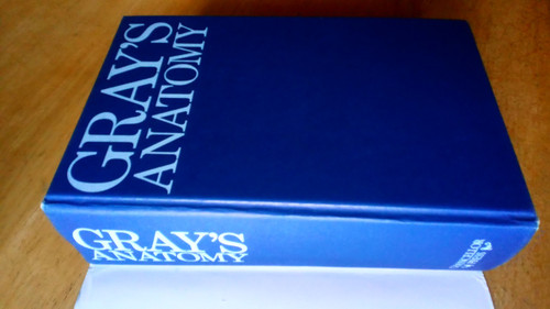 Gray, Henry - Gray's Anatomy 15th Ed Illustrated Hardcover Classic ' Masterclass Edition'