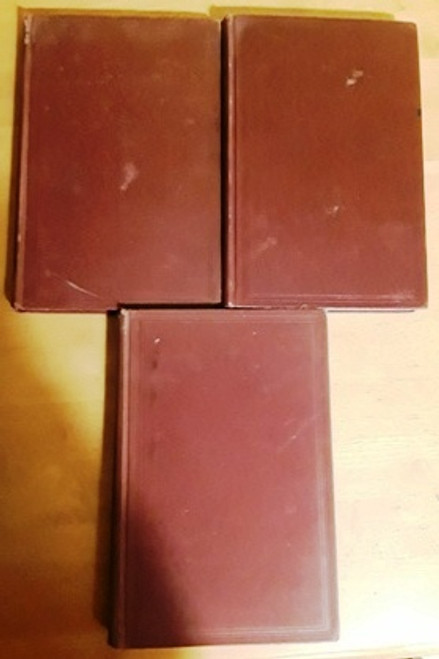Scofield Bible Correspondence Course (Complete 3 Book Set)