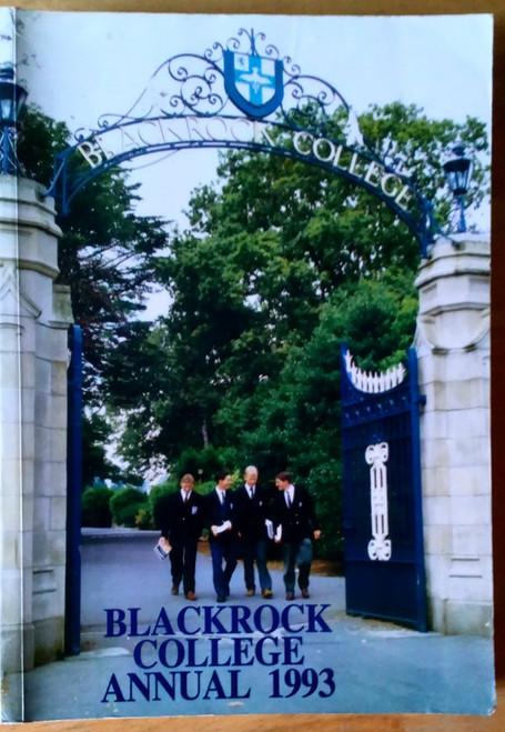 Blackrock College Annual 1993 - Dublin School