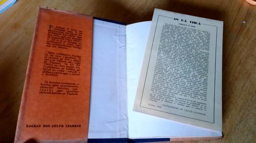 Ó hUid, Tarlach - An Dá Thrá - HB AS Gaeilge 1952