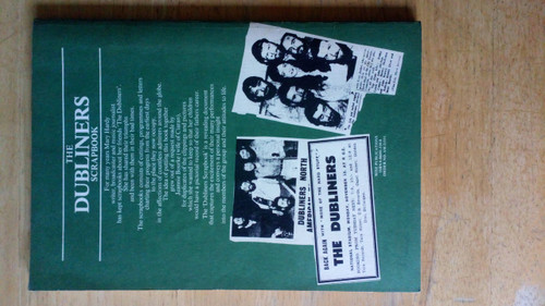 Hardy, Mary - The Dubliners Scrapbook : An intimate Journal - PB Irish Music Trad & Folk 1978