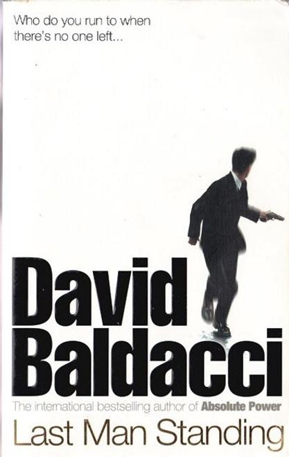 Baldacci, David / Last Man Standing