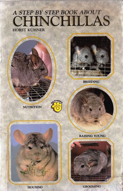 Step by Step Book About Chinchillas