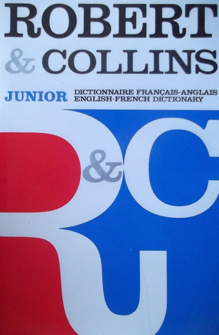 Junior French - English Dictionary
