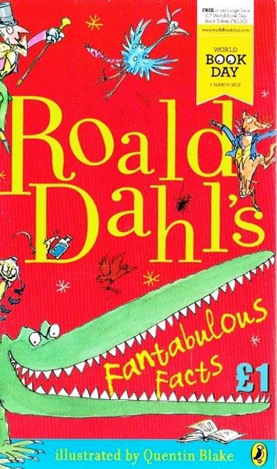 Dahl, Roald / Fantabulous Facts