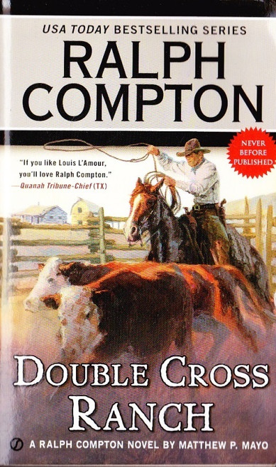 Compton, Ralph / Double cross Ranch